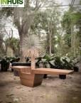 Boom-Tafel-Plantmeubel-Design