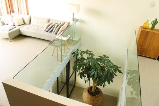 Boom-in-Huis-Lichtgroen-blad-meerstammig-300cm
